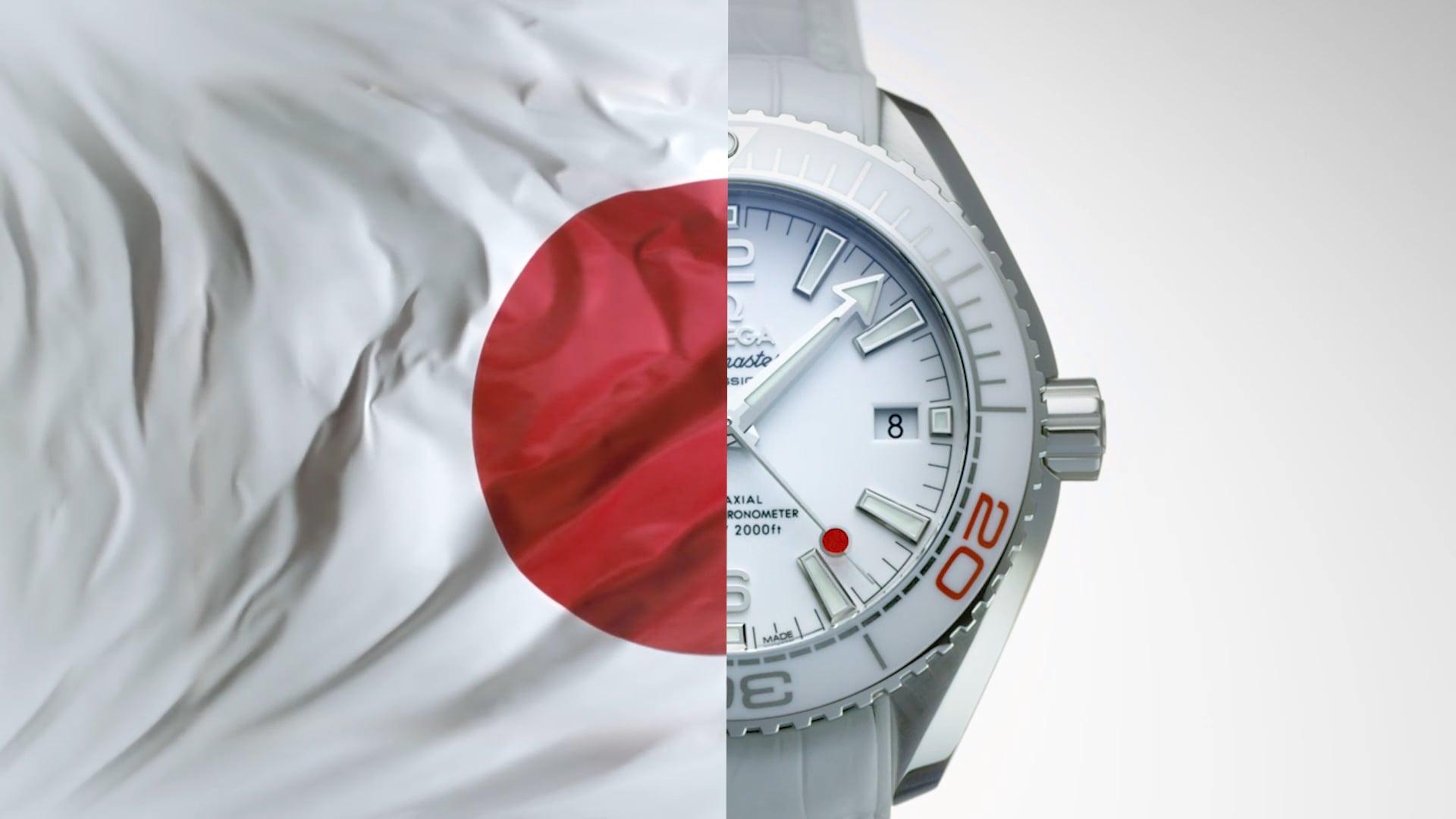 OMEGA MEETS JAPAN