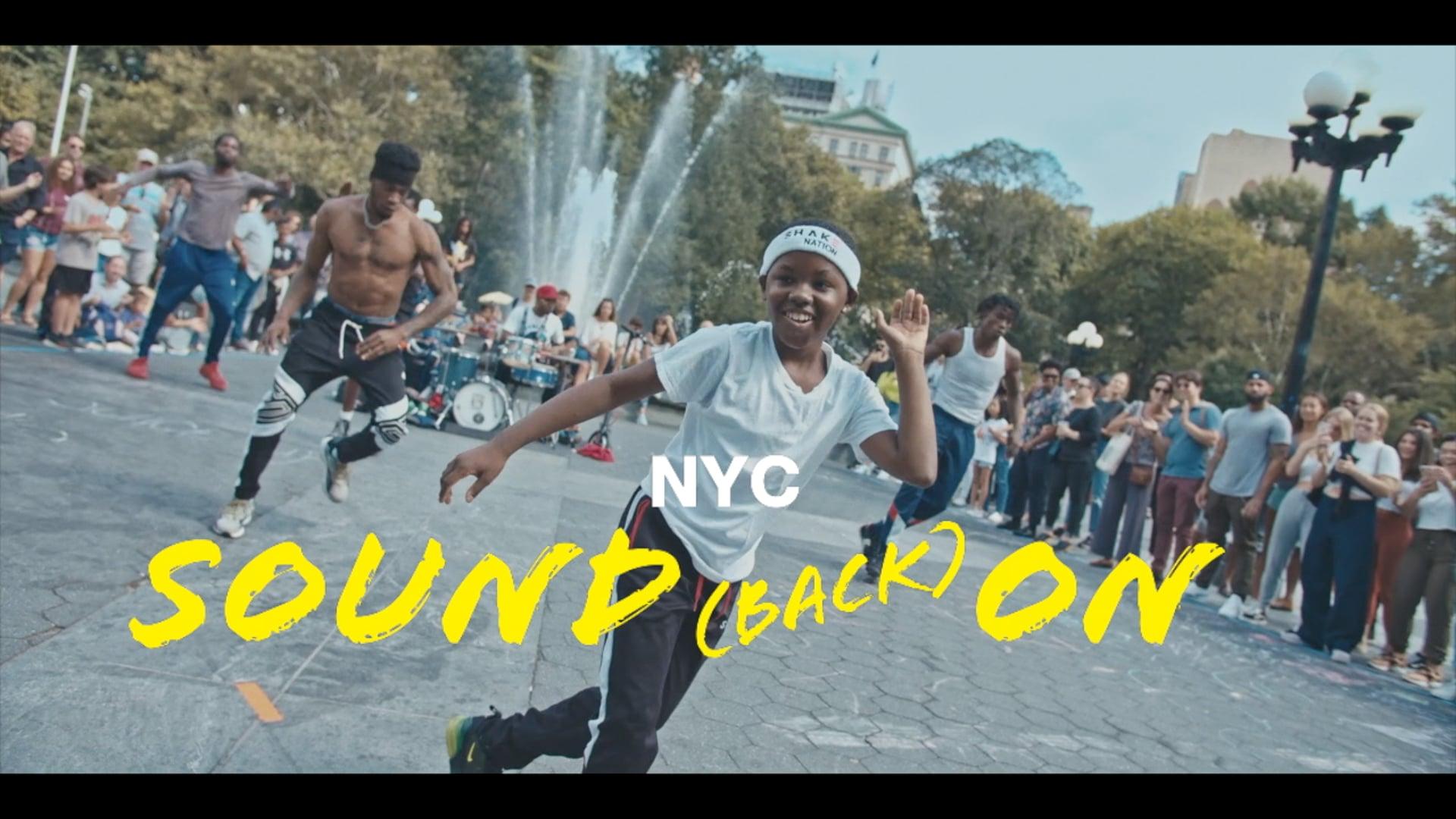 NYC! Sound (Back) On