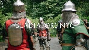 GLADIATORS NYC - Central Park - 7-10-2021