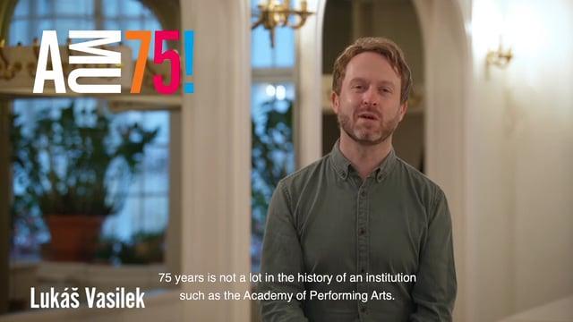 Lukáš Vasilek je jeden z nejvýznamnějších současných českých dirigentů, přičemž HAMU je jeho alma mater – vystudoval zde právě dirigování.