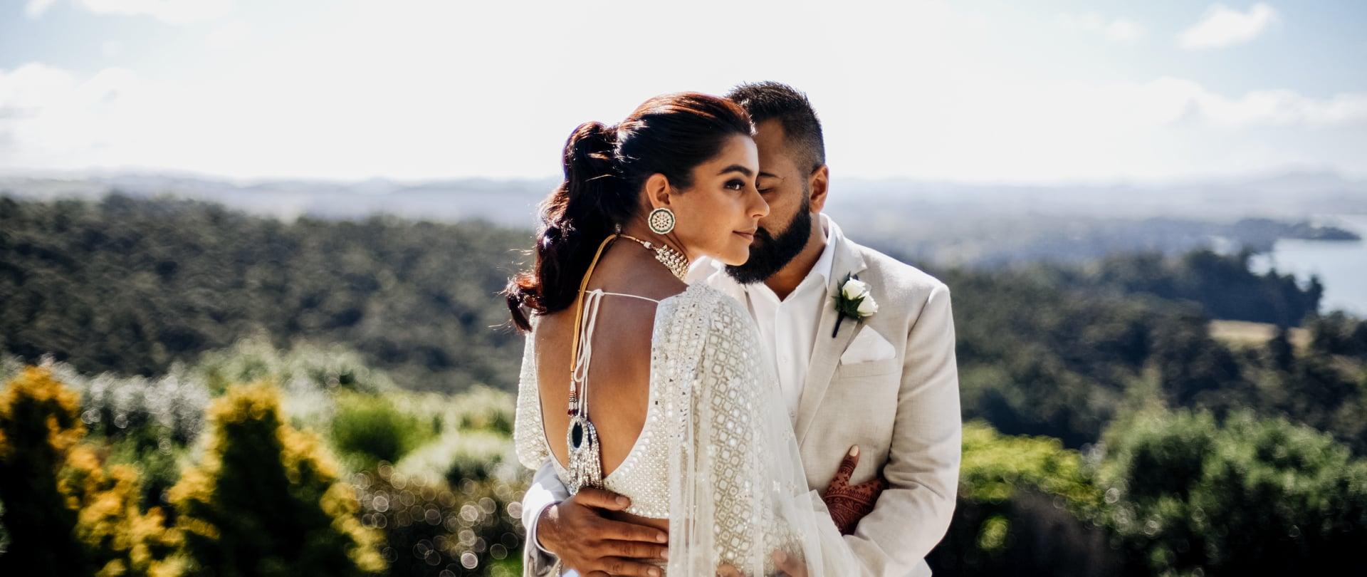 Nandika & Vishal Wedding Video Filmed at Auckland, New Zealand