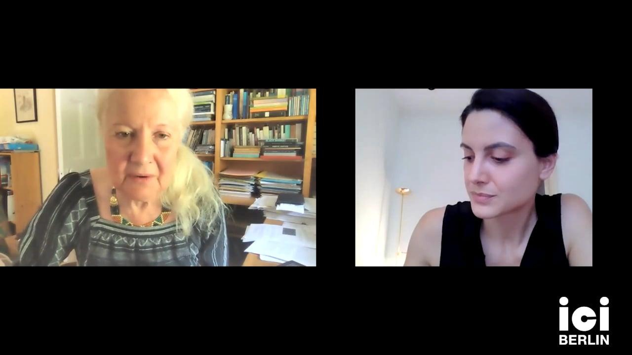 Discussion Susan Buck-Morss