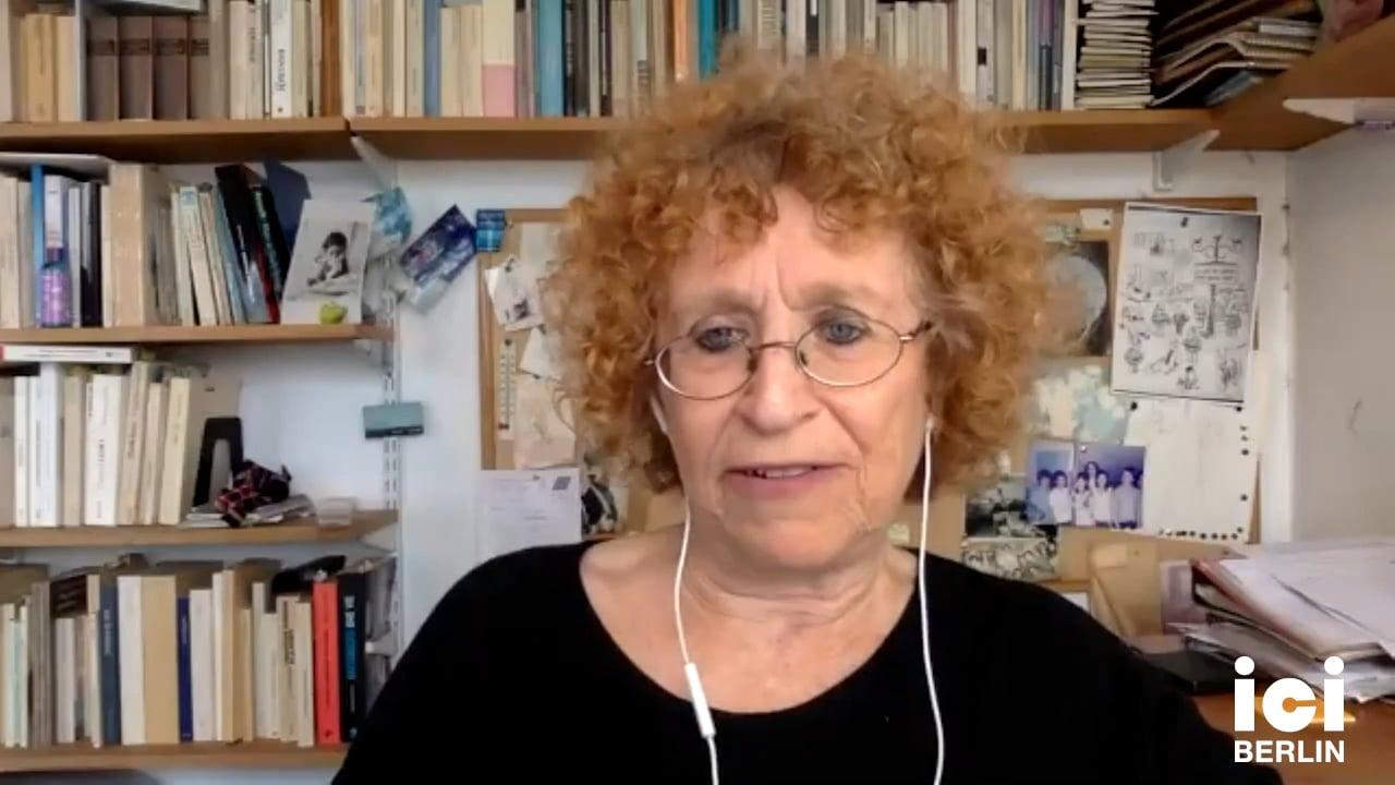 Talk by Claudia Hilb