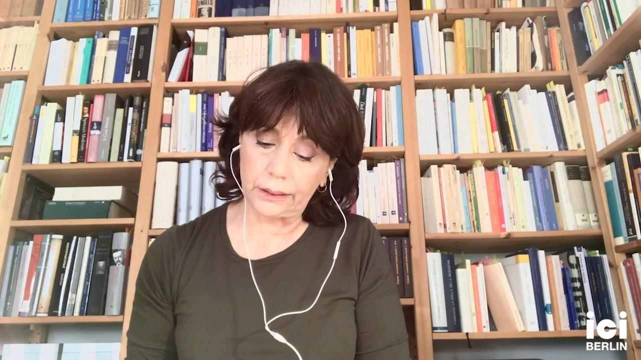 Talk by Donatella Di Cesare