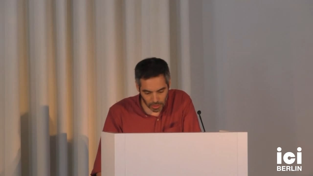 Introduction by Facundo Vega