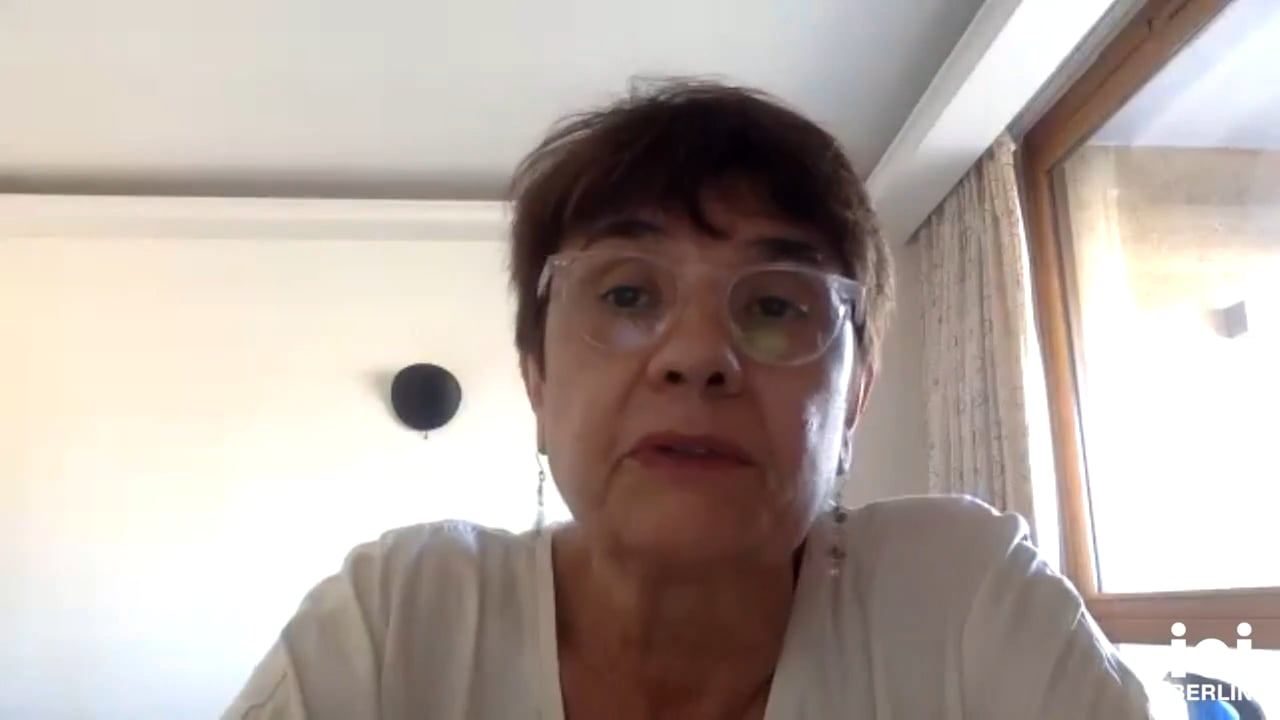 Talk by Catherine Malabou