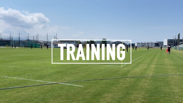 TRAINING - the week of the July 19th-