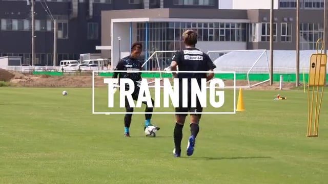 TRAINING - the week of the July 19th -