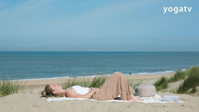 Yoga voor tijdens de menstruatie