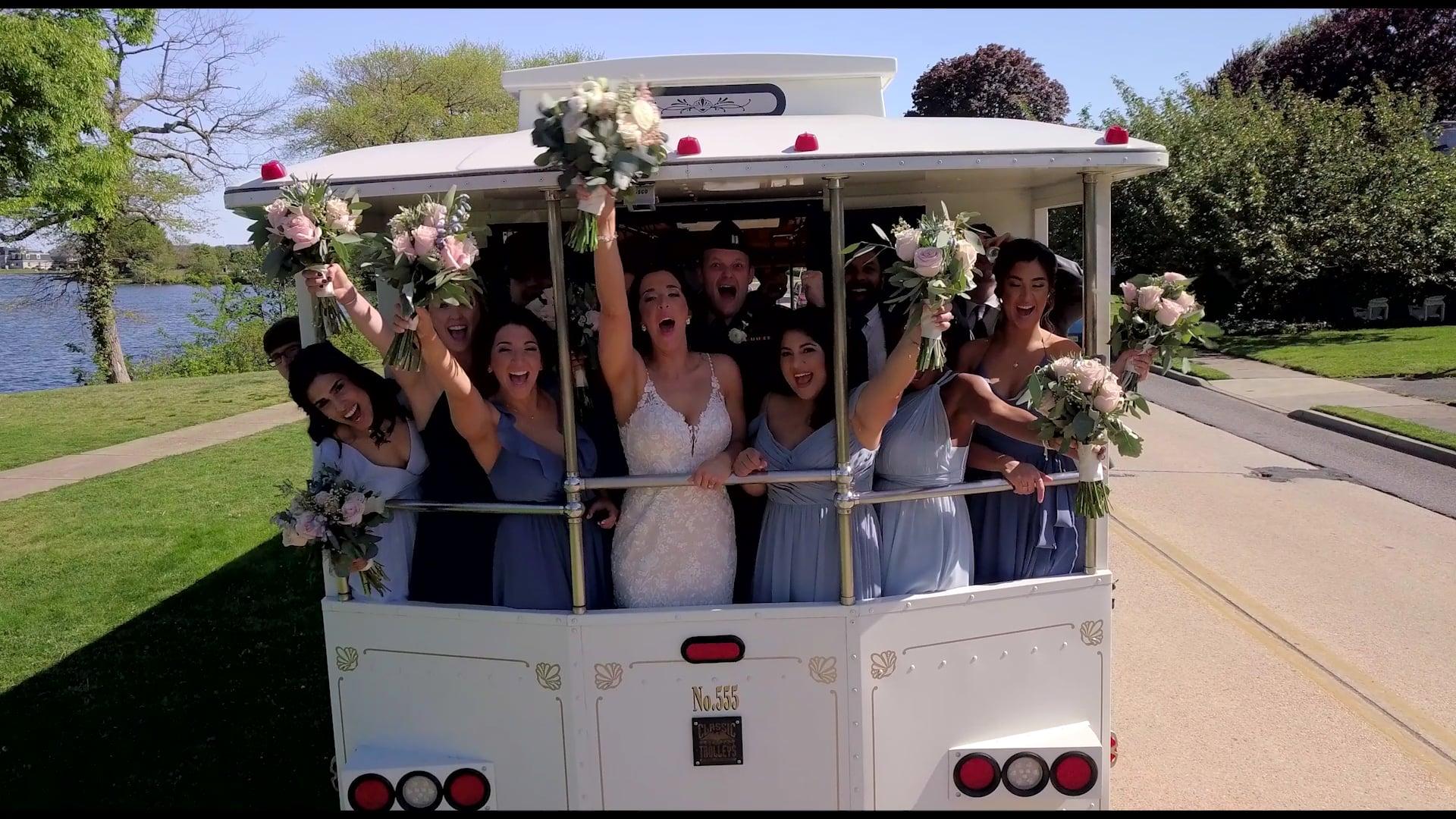 Allison & Ricky Wedding Highlight