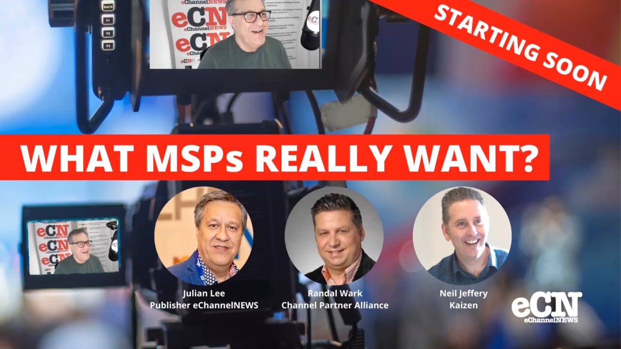 What MSPs Really Want?
