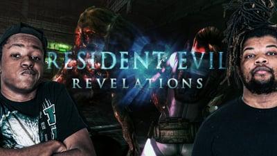 Trent & Flam play Resident Evil Revelations
