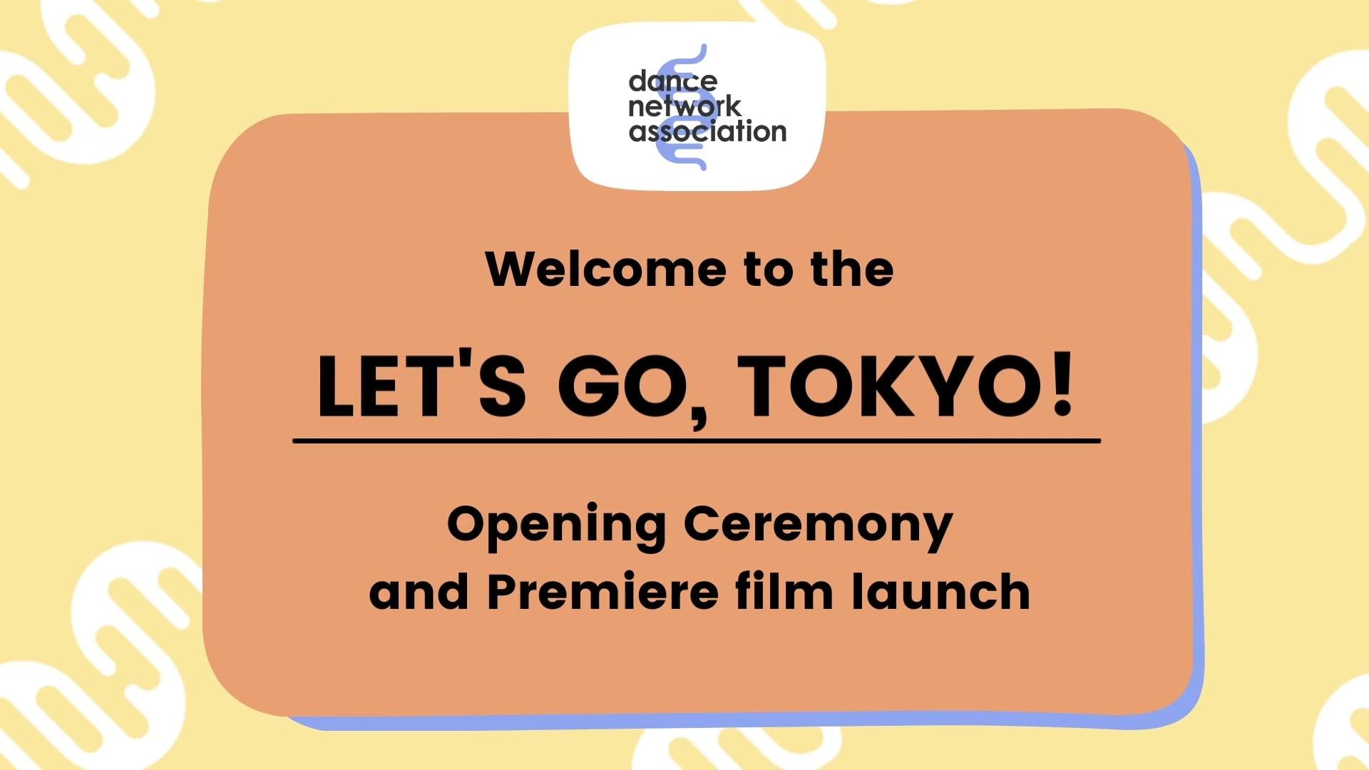 Let's Go, Tokyo! Barking & Dagenham 2021