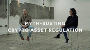 Let's bust some myths on cryptoasset regulation