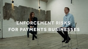 Are the regulators coming? The state of enforcement action in UK payments