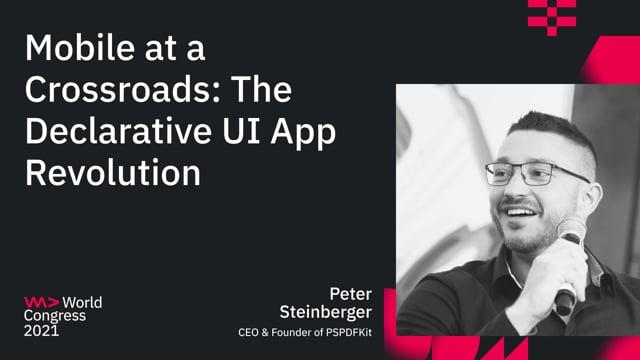 Mobile at a Crossroads: The Declarative UI App Revolution