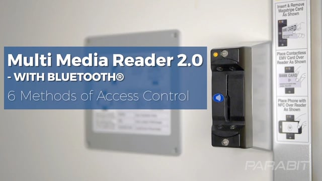 The best ATM lobby access control reader currently available