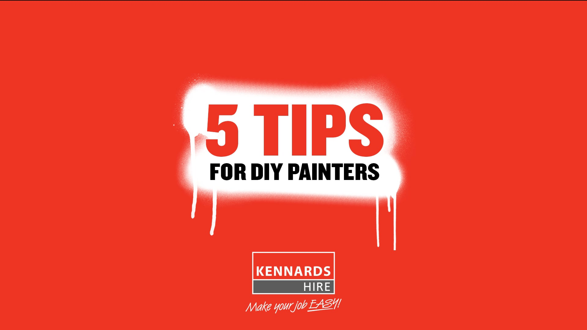 Kennards Hire - Benny From the block - 5 Tips for painters.mp4