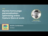 Myntra home page personalization: optimizing online Feature Store at scale
