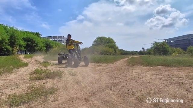 ST Engineering E-ATV