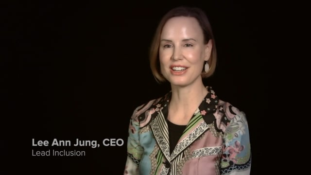 Lead Inclusion with CEO Lee Ann Jung