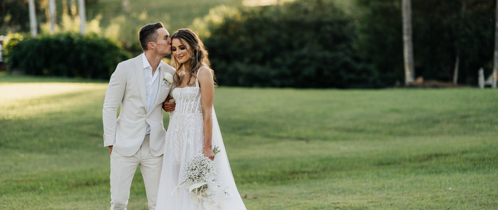 Mimi & Tom Wedding Video Filmed at Gold Coast, Queensland