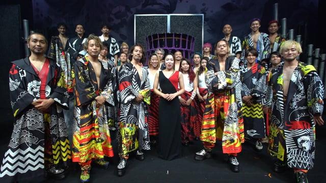 2021年新作舞台「光」DVDの先行受付のお知らせ!