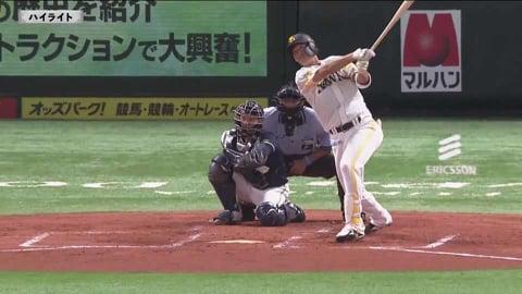7/30 ホークス対スワローズ(エキシビションマッチ) ダイジェスト