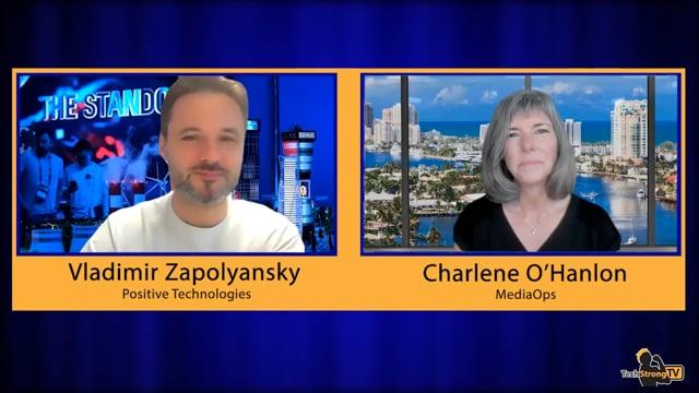 Virtual Cyberbattle - Vladimir Zapolyansky, Positive Technologies