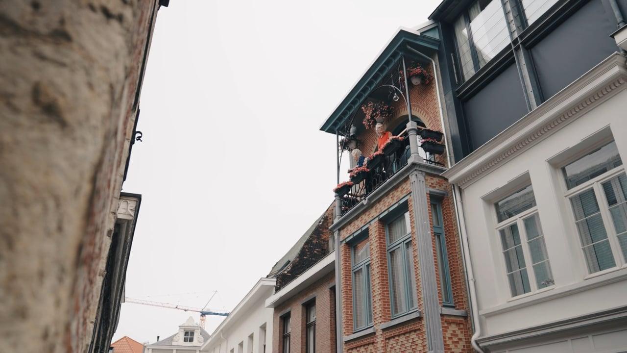 Stad Antwerpen - Promo Het Erfgoedjuweel - Zwartzustersstraat 44