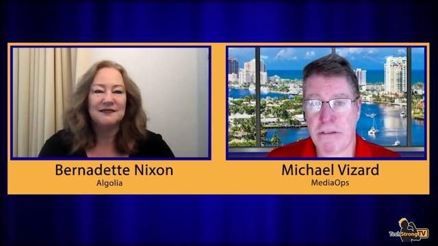 API First - Bernadette Nixon, Algolia