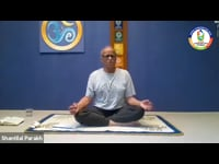 Yoga Session 3 - Shantilal Parakh