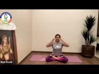 Live Yoga Session 3 - Bijal Doshi