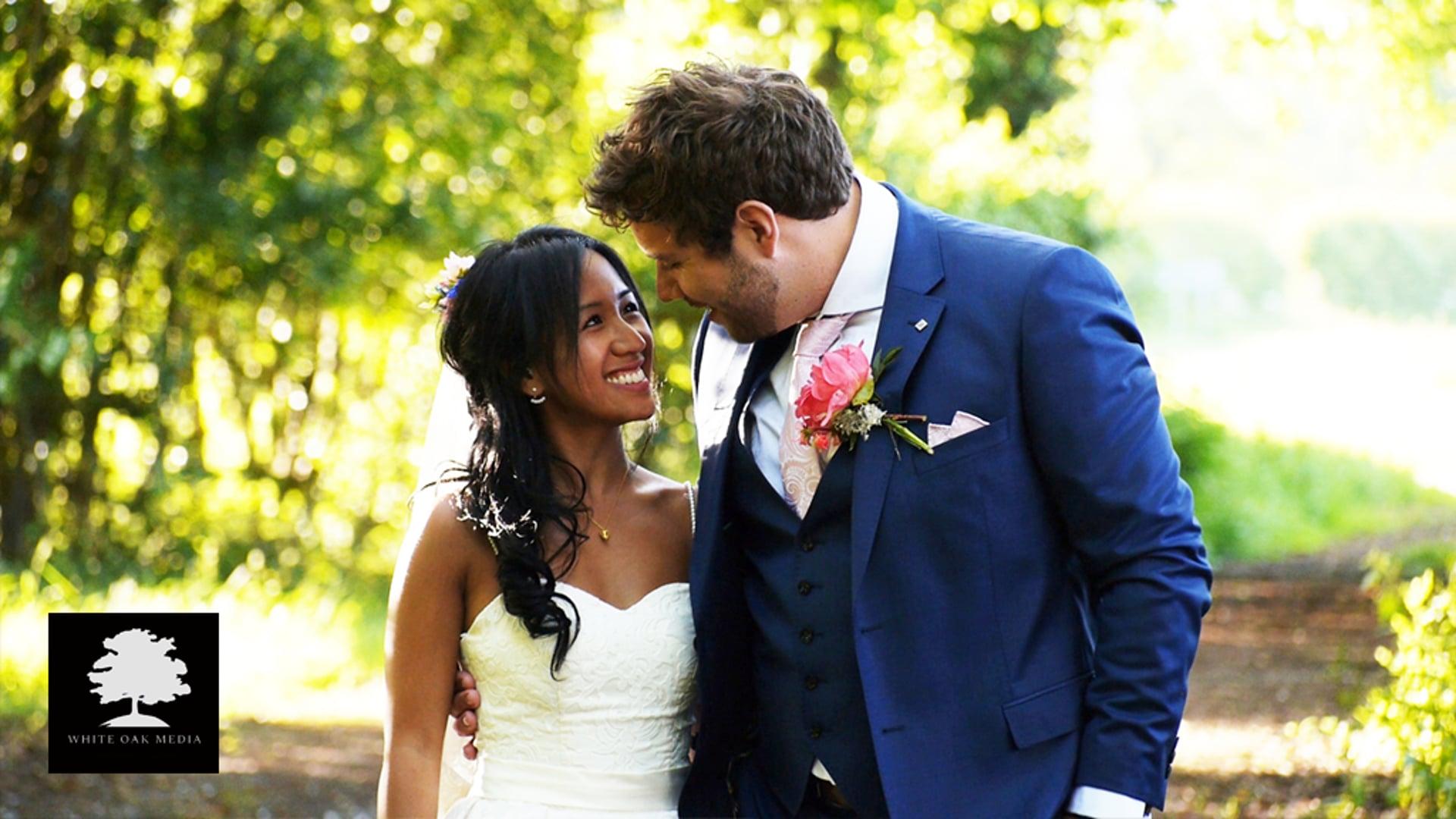 Jenny & Kevin Wedding Highlights (2021)