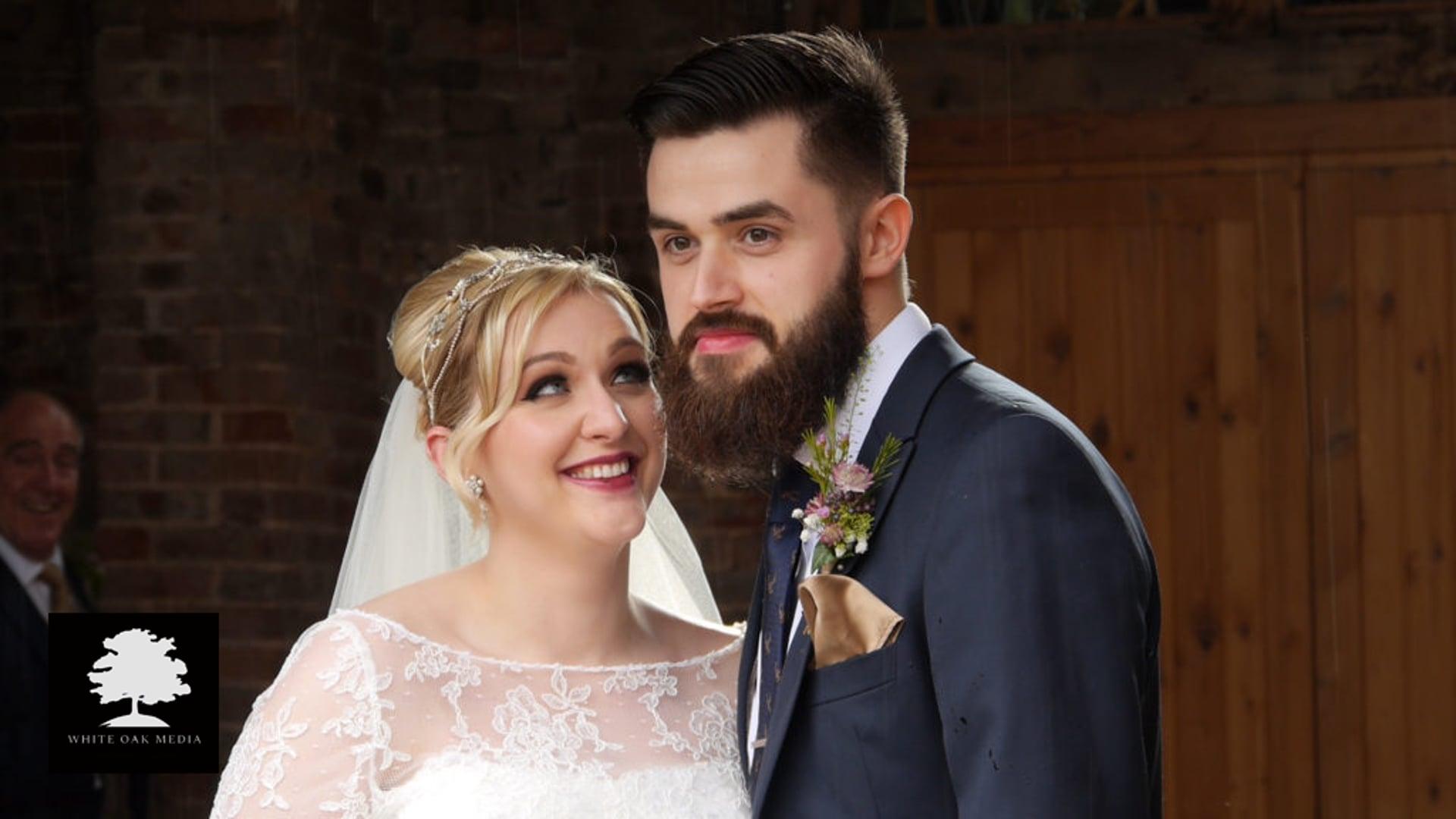 Aimee & Josh Wedding Highlights (2021)