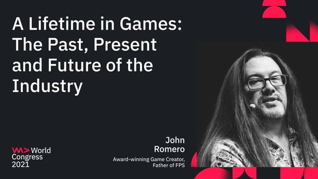 A Lifetime in Games: The Past, Present and Future of the Industry