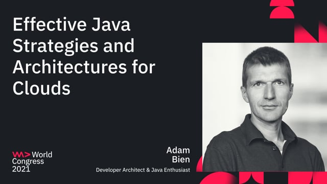 Effective Java Strategies and Architectures for Clouds