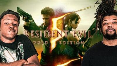 Trent & Flam play Resident Evil 5 Part 2