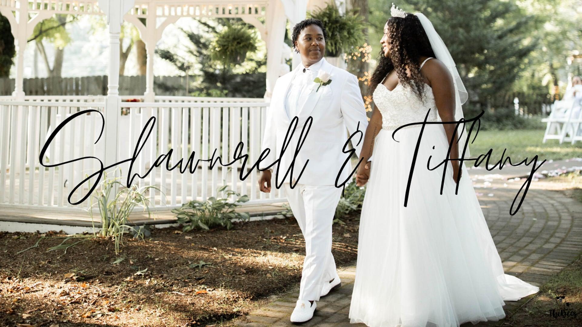 Dr. Shawnrell & Tiffany Wedding | Highlight Video | Clarksville, VA