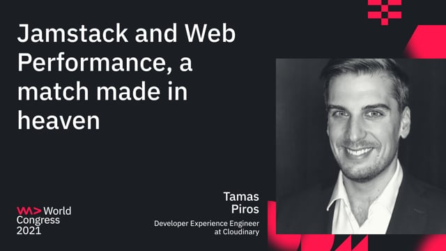 Jamstack and Web Performance, a match made in heaven