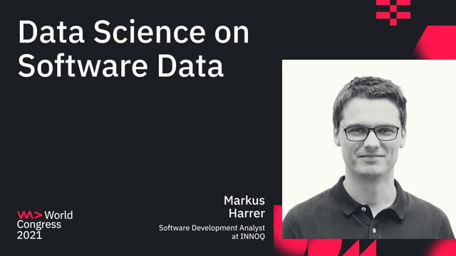 Data Science on Software Data