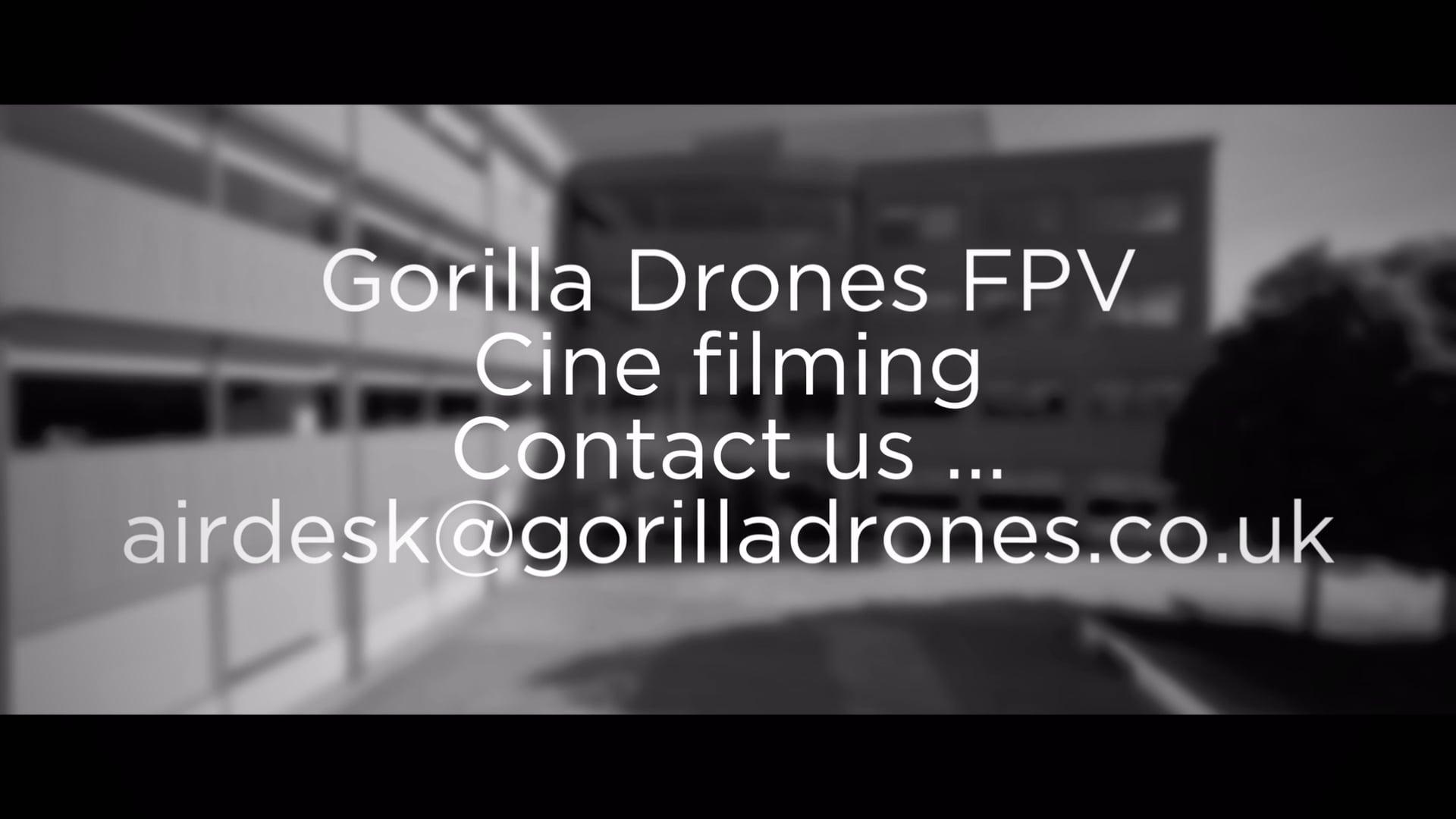 FPV Cine filming