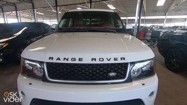 RANGE ROVER SPORT HSE - W...
