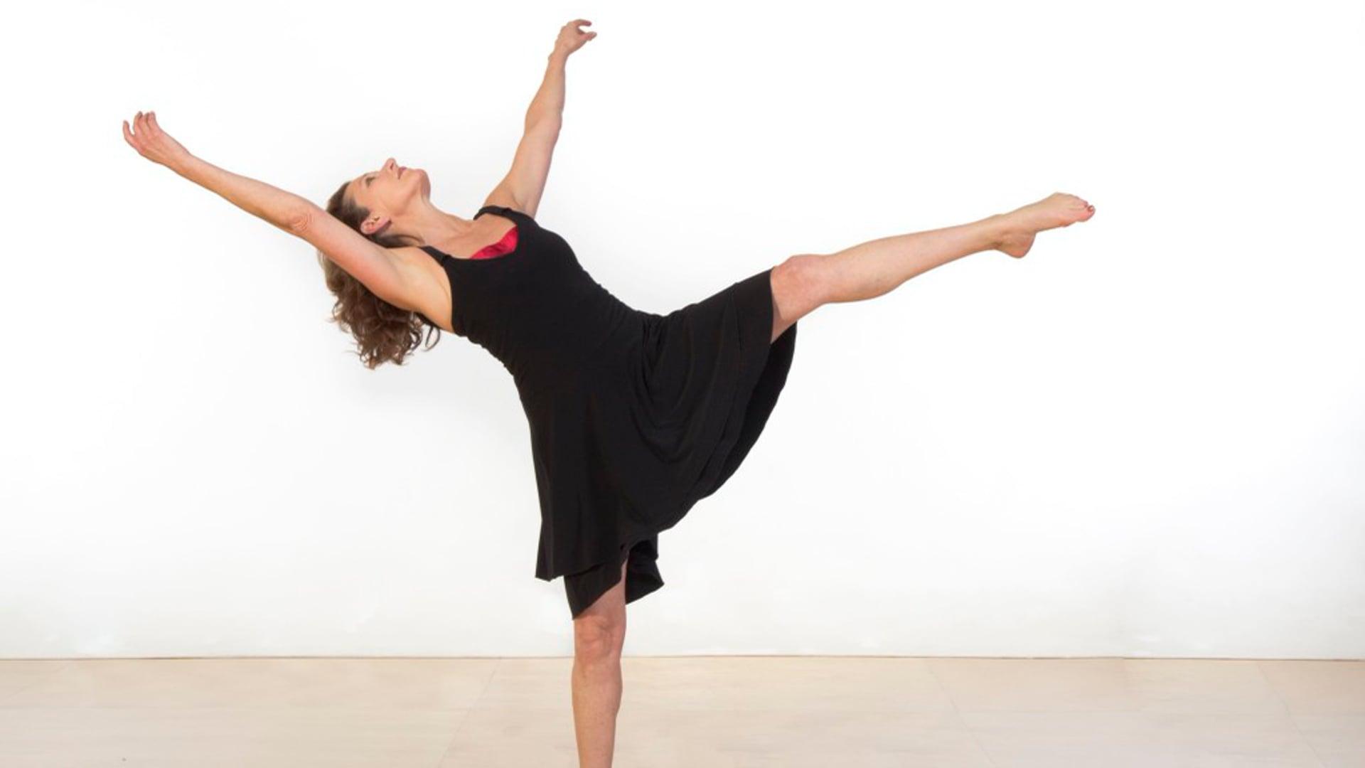 July 2021 Beginning Modern Dance for 50+