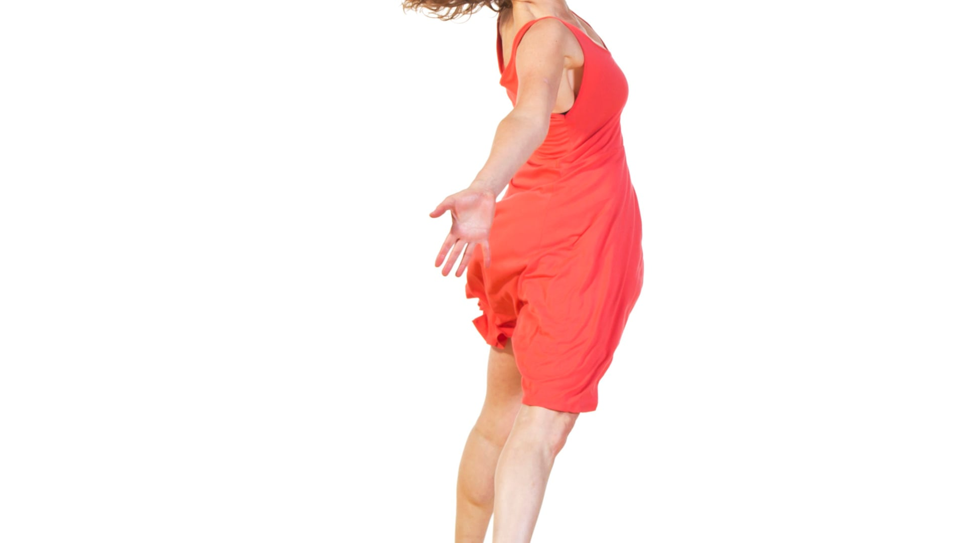 July 2021 Intermediate Modern Dance for 50+