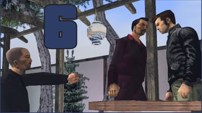 Breaking His Family Out Of JAIL! - GTA 3 Walkthrough Ep.6
