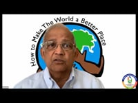Experiments On Philanthropy with Manu Shah, Dr. Nitin Shah