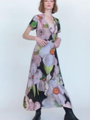 Vídeo: MYRNA DRESS BELAGGIO PRINT