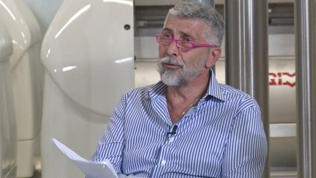 L'INTERVENTO DI SERGIO ANTOLINI, PRESIDENTE DI OCRIM, IN MILLING HUB