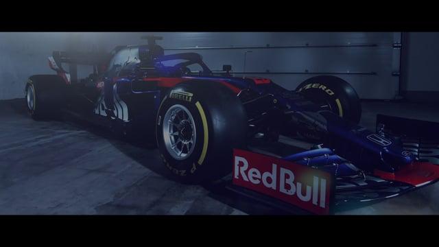Scuderia Toro Rosso | STR 14 Beauty Shot - 2019